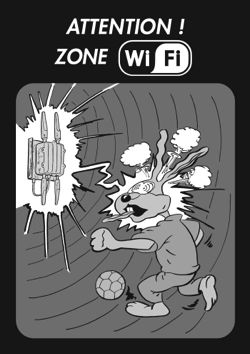 attention zone wifi